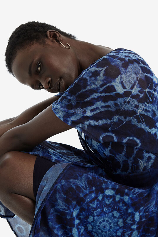 Asymmetrische boho-jurk | Desigual