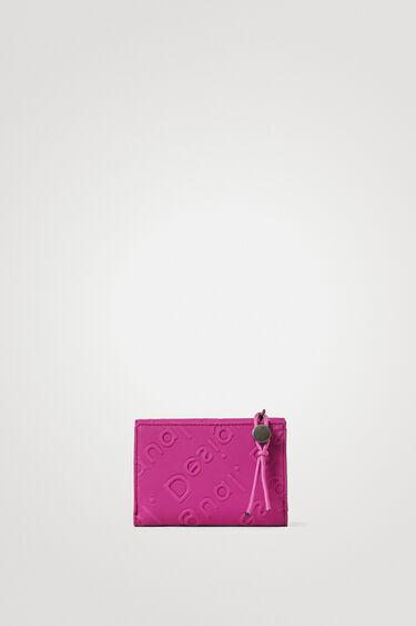 Little coin purse logomania   Desigual
