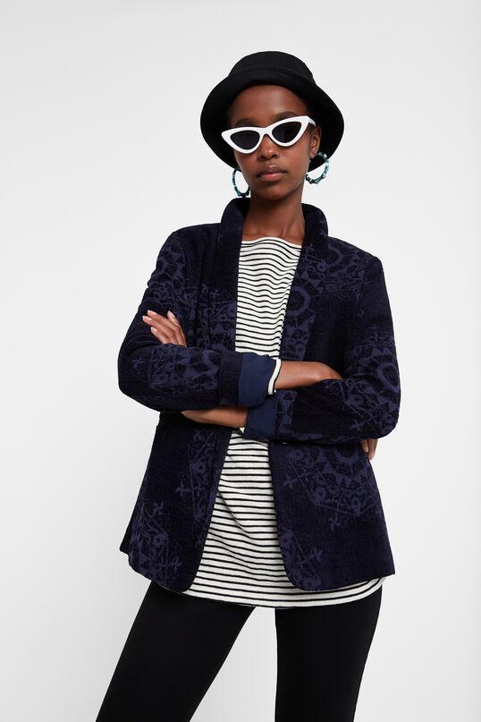 Slim blazer mandalas | Desigual