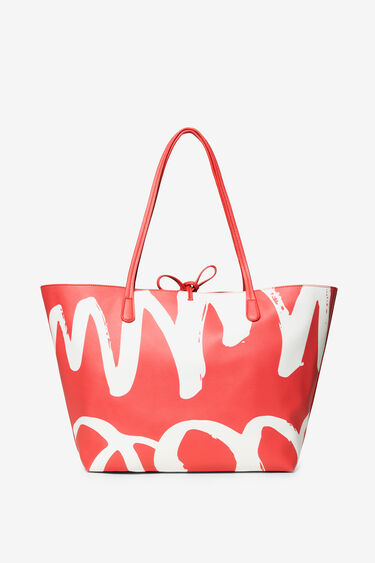 Bag&Play Bag Organic Geometry Capri | Desigual