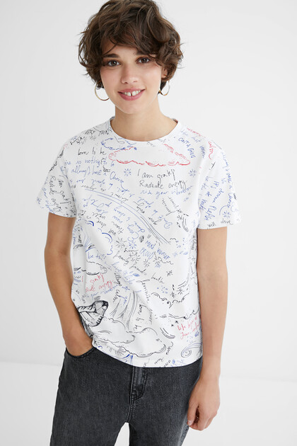 Camiseta bolimanía 100% algodón