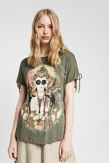 Oriental inspiration T-shirt