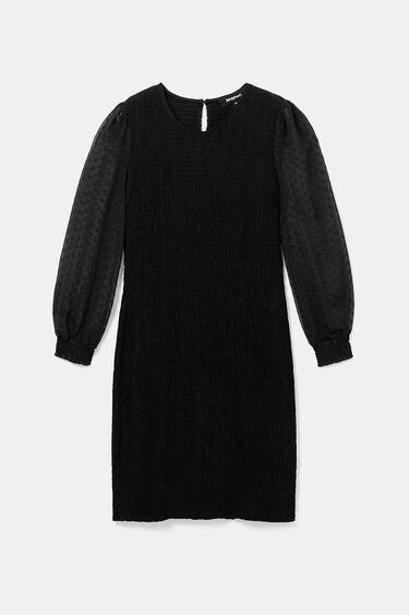 Robe courte slim   Desigual