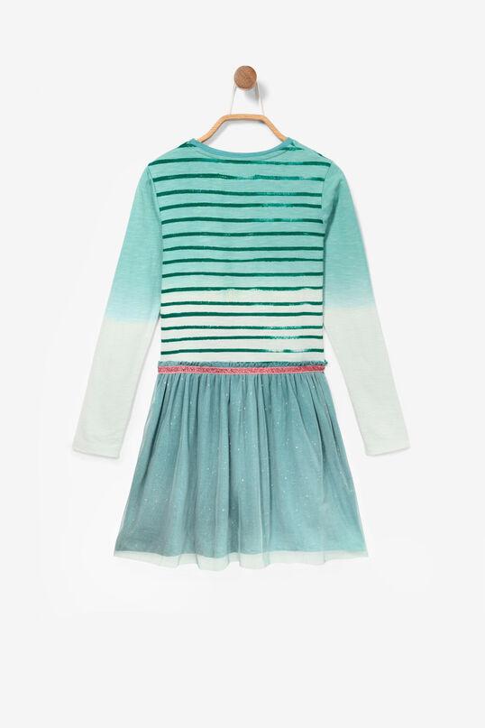 Dip Dye-Kleid mit Pailletten Depansar | Desigual