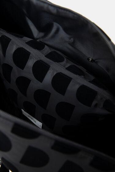Monogram sport bag | Desigual