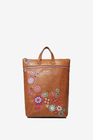 Mandala sequins backpack