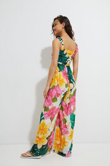 Granota pantalons flors | Desigual