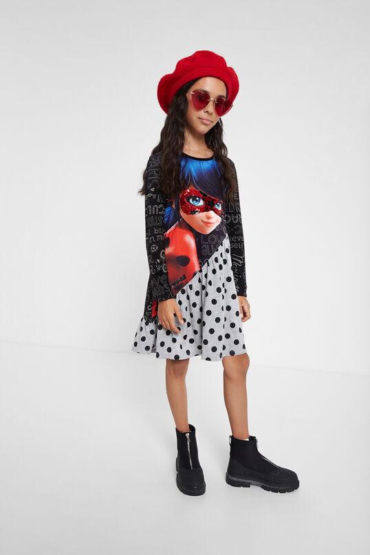 Vestit evasé Ladybug | Desigual