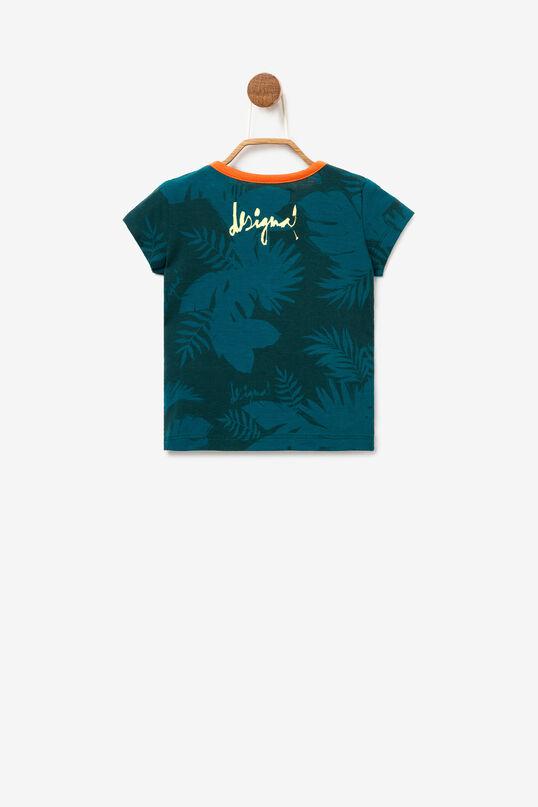 T-shirt empiècement 84 | Desigual