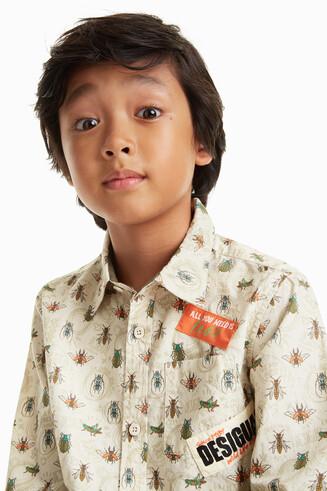 Camicia Radish