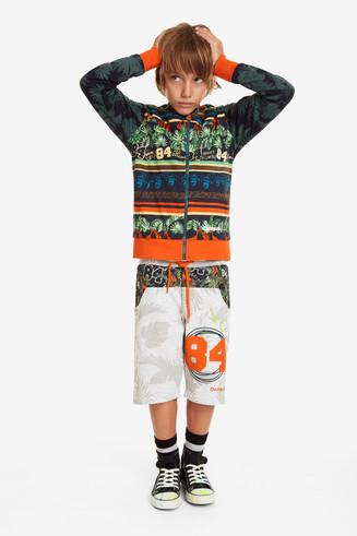 Boys' Reversible Sweatshirt Enrique