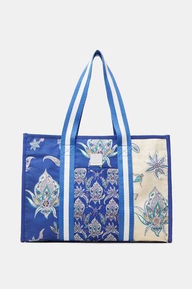 Sac shopping bag fleurs | Desigual