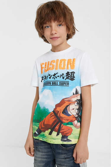 """Dragon Ball"" sequins T-shirt 