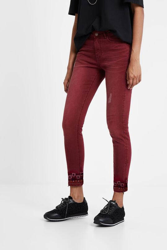 Pantalons denim boho   Desigual