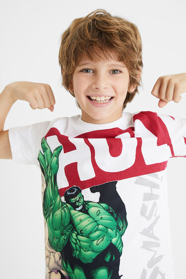 100% cotton Hulk T-shirt | Desigual