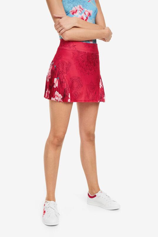 Tennis Skirt Hindi Dancer | Desigual