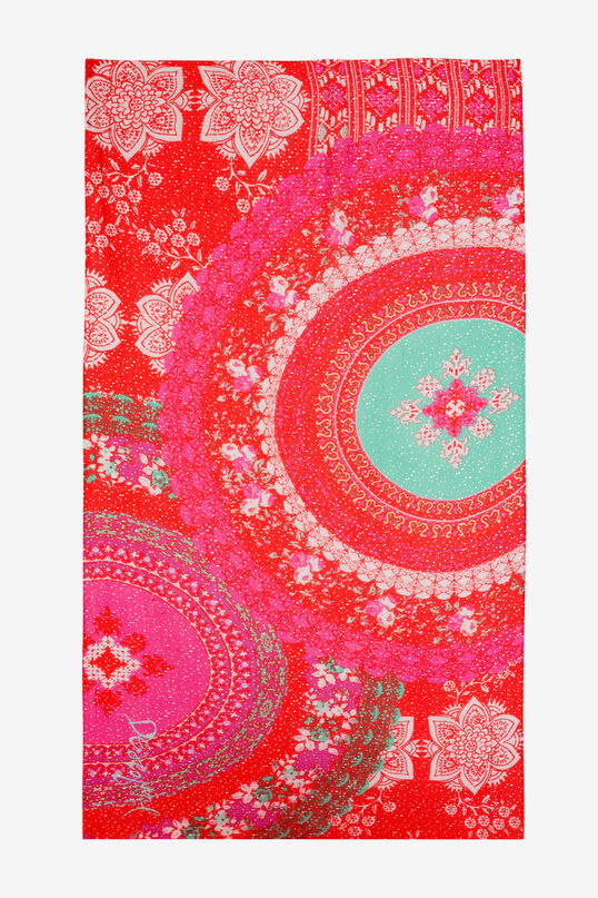 Foulard rouge Lujan   Desigual