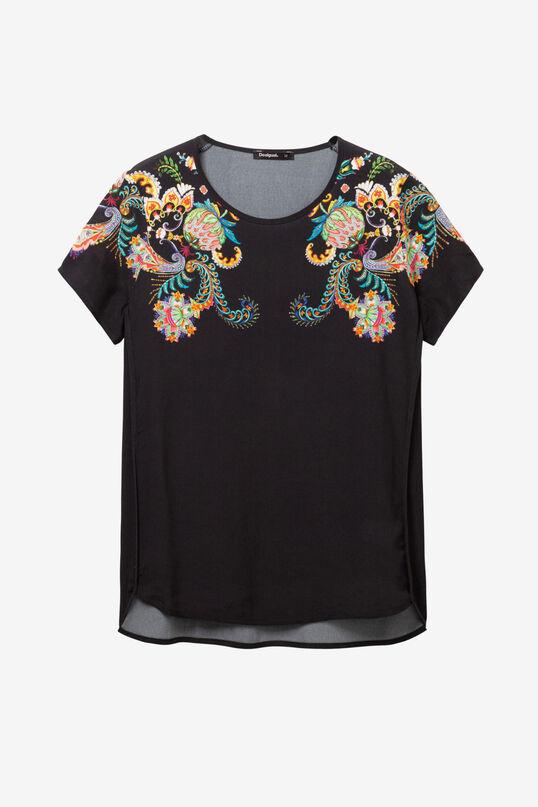 Paisley T-shirt Dakota | Desigual