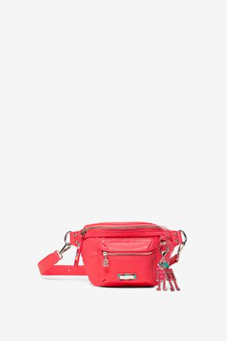 Red Logomania Bum Bag Colorama Reno