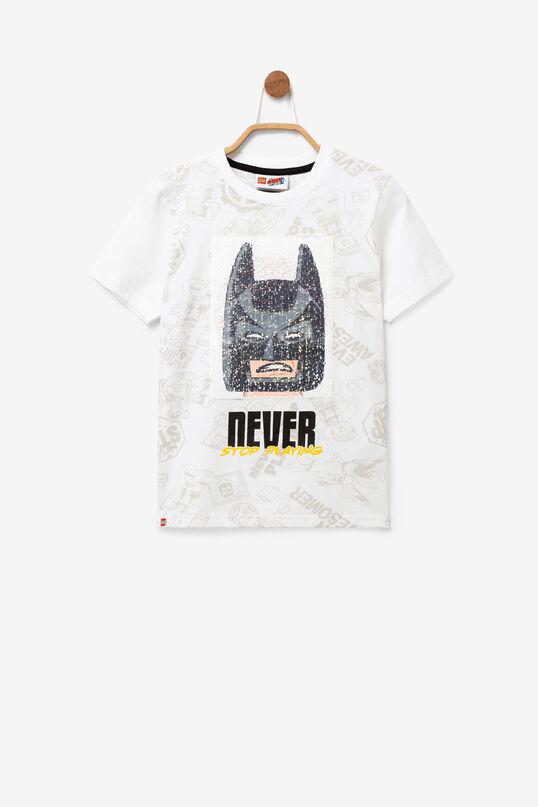 Reversible sequins T-shirt Movie | Desigual