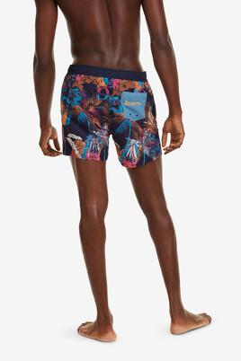Tropical boxer swim shorts Julio