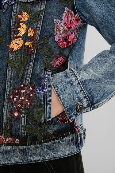 Slim jeans flowers | Desigual