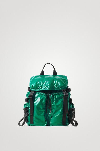 Big padded backpack