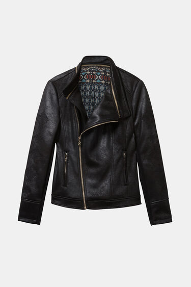 Biker col détachable | Desigual