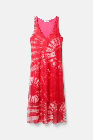 Robe multicouches tie-dye   Desigual