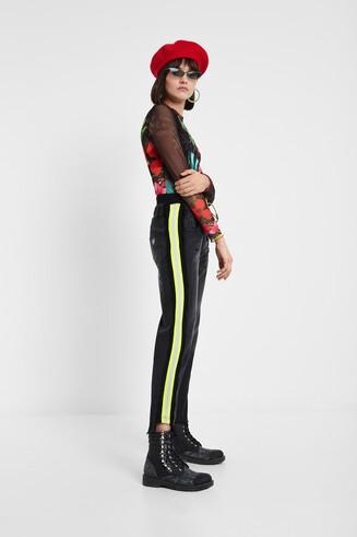 Pantalon hybride jean sportif