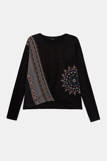 Friezes mandala t-shirt | Desigual