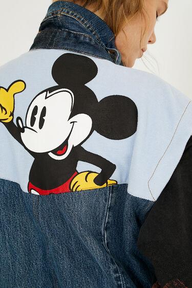 Chaleco Icon denim Mickey Mouse | Desigual