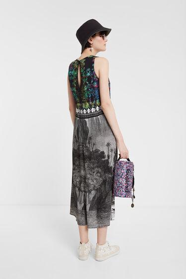 Lange jurk | Desigual