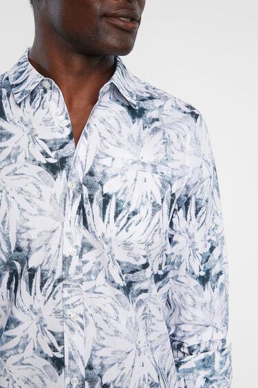 Tropical shirt 100% cotton | Desigual
