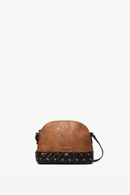 Floral African sling bag