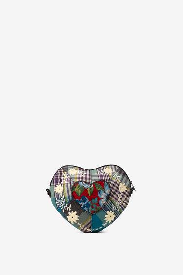 Sac à bandoulière coeur | Desigual