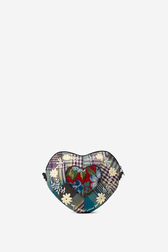 Heart sling bag   Desigual