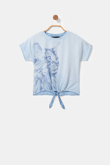 T-shirt cat bolimania | Desigual