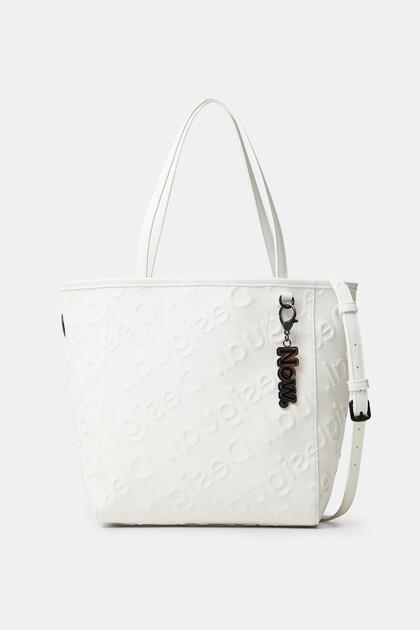 Bolso shopping bag logo