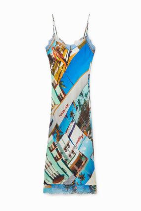 Lingerie dress South Beach