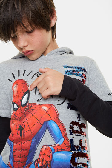 Spiderman double sleeve T-shirt | Desigual