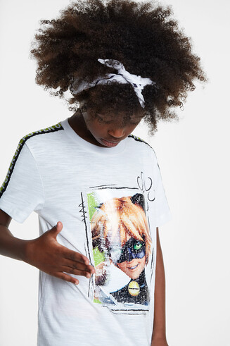 Uniseks LadyBug T-shirt
