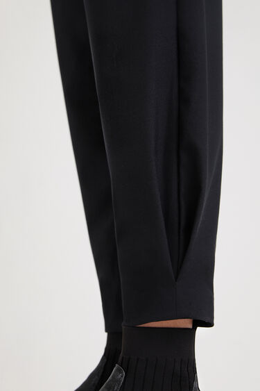 Pantalon pinces | Desigual