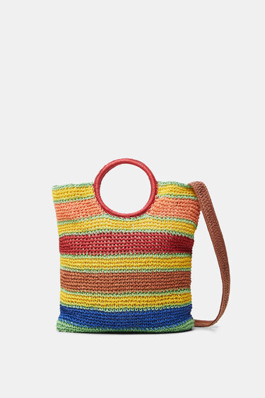 Crossbody beach bag   Desigual