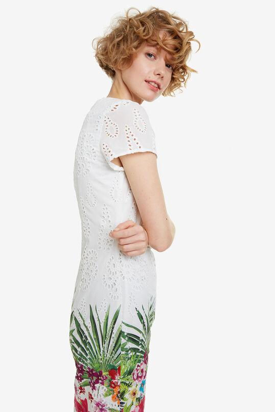 Slim-fit Dress with Cut-outs Denver | Desigual