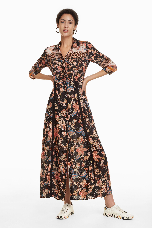 Erdenet Dress - BLACK - 42
