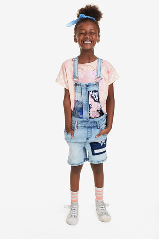 Denim Dungaree Bordonaba