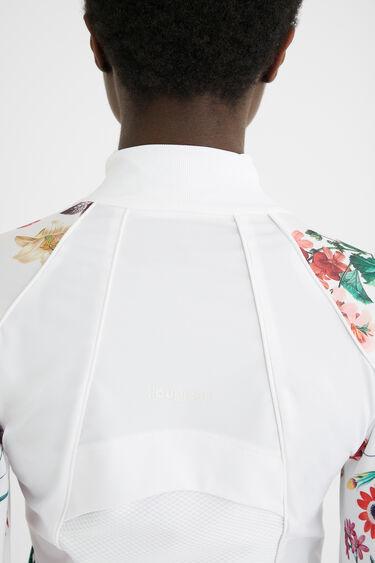 Veste cintrée florale | Desigual