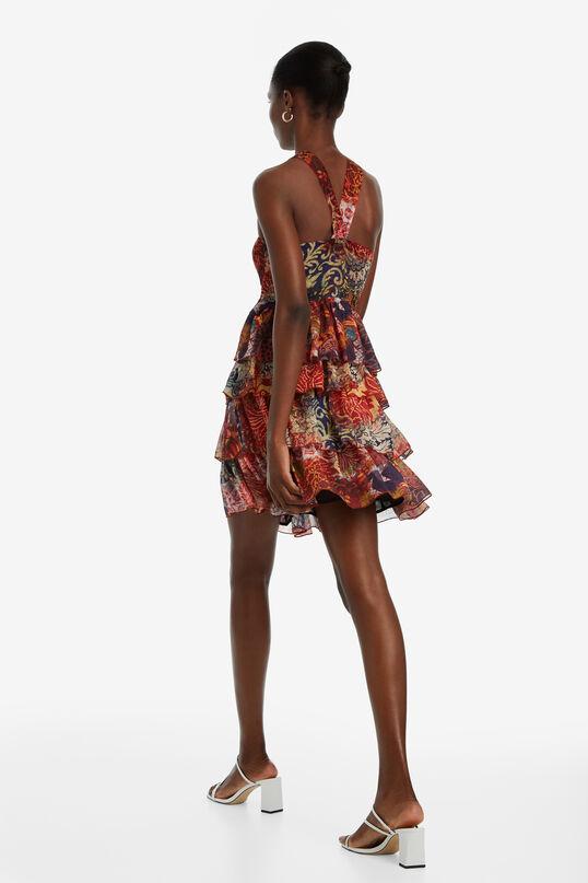 Monsieur Lacroix Dress Con el viento Designed by M. Christian Lacroix | Desigual