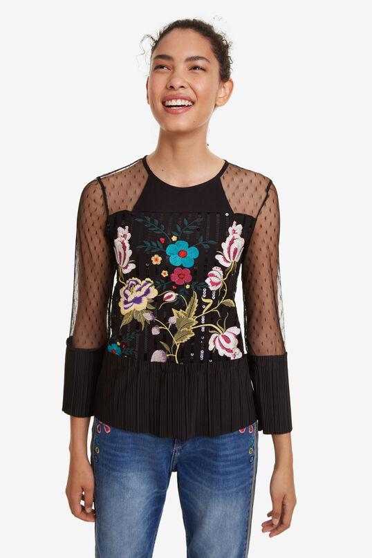 Camiseta flores Darling | Desigual